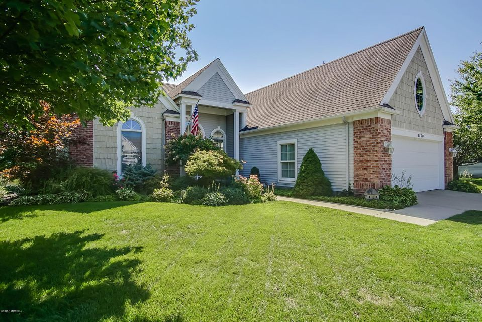 Single Family Home for Sale at 6700 Windflower 6700 Windflower Muskegon, Michigan 49444 United States