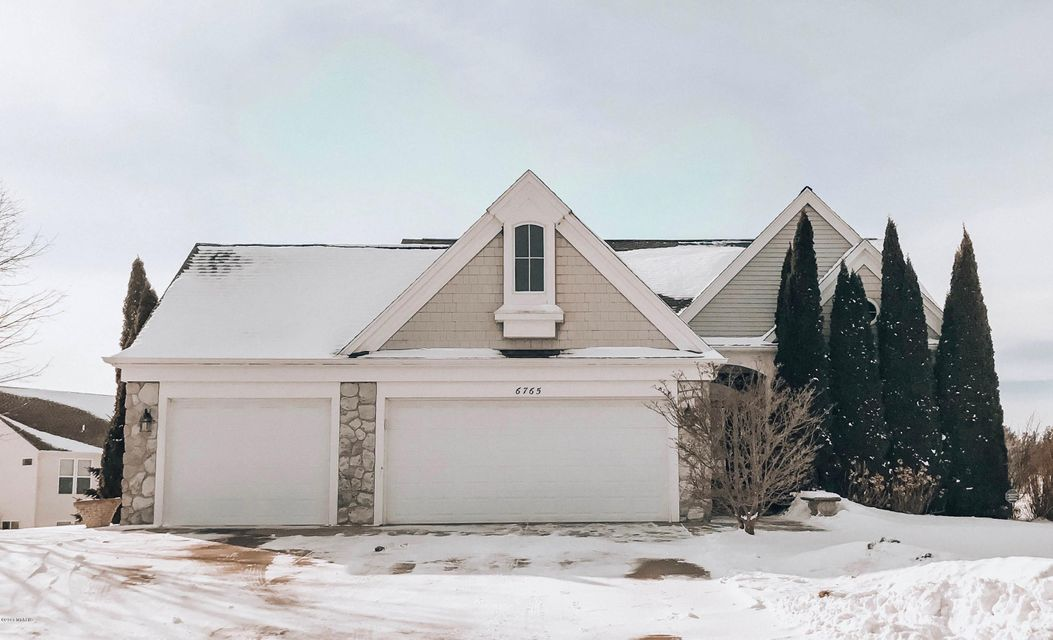 Single Family Home for Sale at 6765 Windflower 6765 Windflower Norton Shores, Michigan 49444 United States