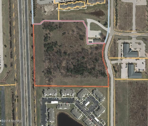 Land for Sale at 5985 Crosswinds Drive 5985 Crosswinds Drive Norton Shores, Michigan 49444 United States