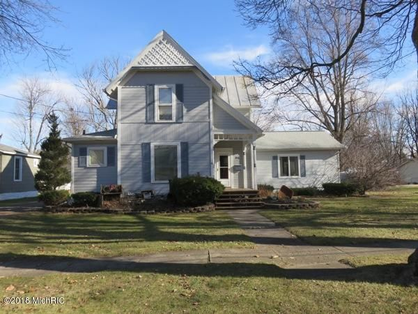 Single Family Home for Sale at 98 Fremont 98 Fremont Coldwater, Michigan 49036 United States