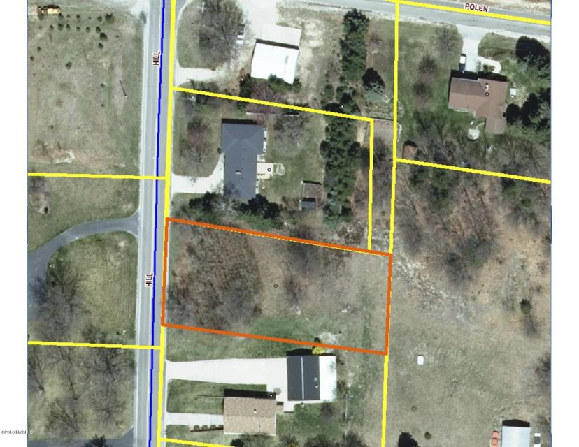 Land for Sale at Hill Road Hill Road Manistee, Michigan 49660 United States