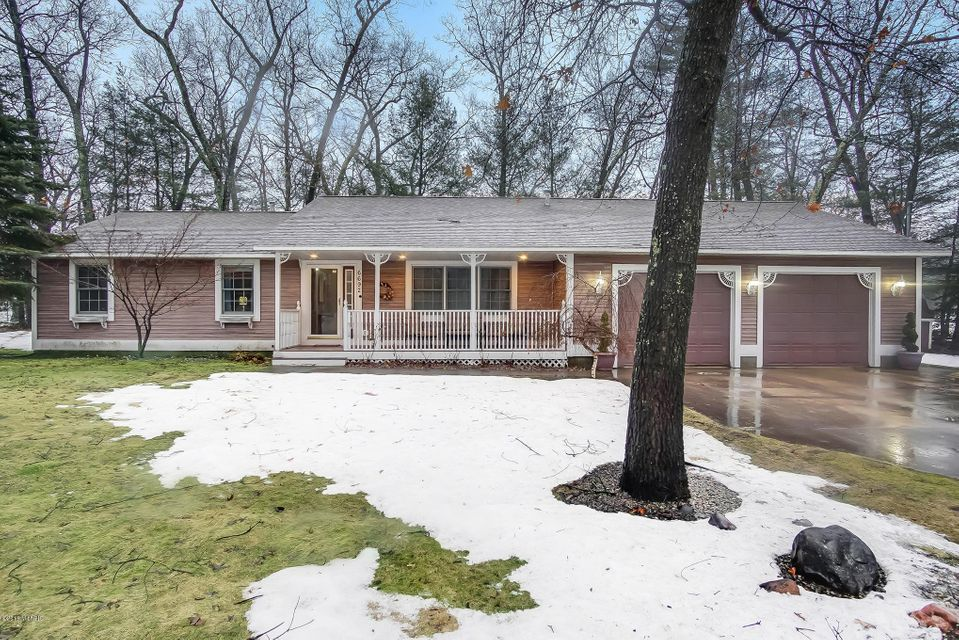 Single Family Home for Sale at 6692 Automobile 6692 Automobile Twin Lake, Michigan 49457 United States