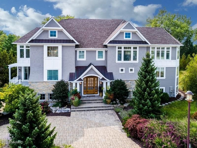 Single Family Home for Sale at 107 Lighthouse Dunes 107 Lighthouse Dunes St. Joseph, Michigan 49085 United States