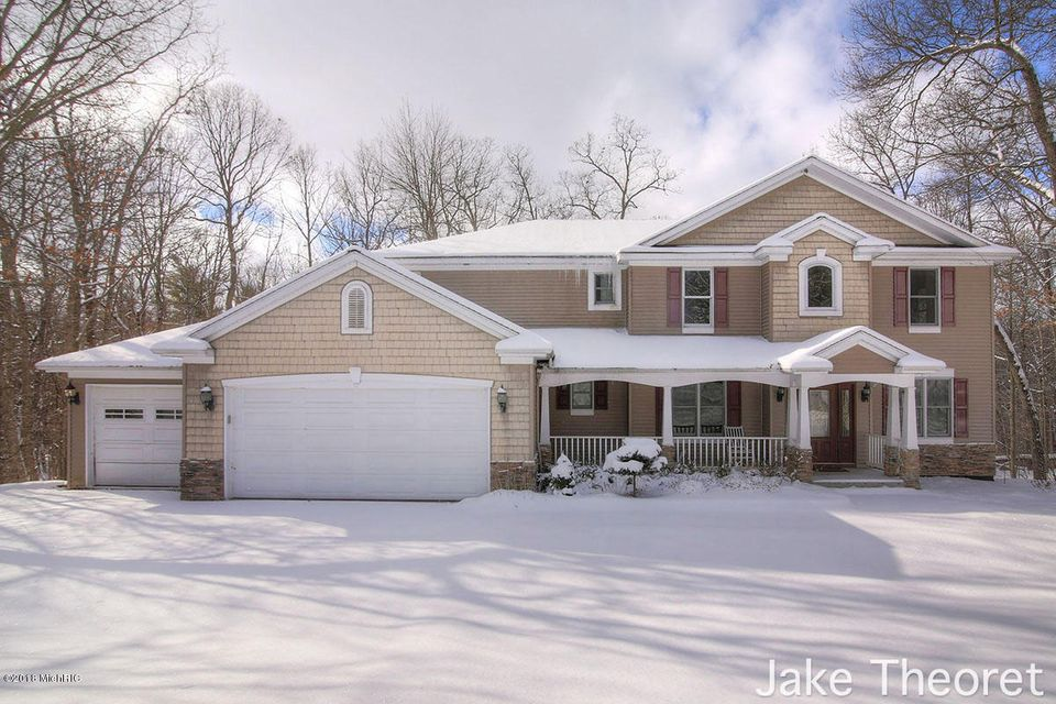 Single Family Home for Sale at 11231 Procyon 11231 Procyon Rockford, Michigan 49341 United States