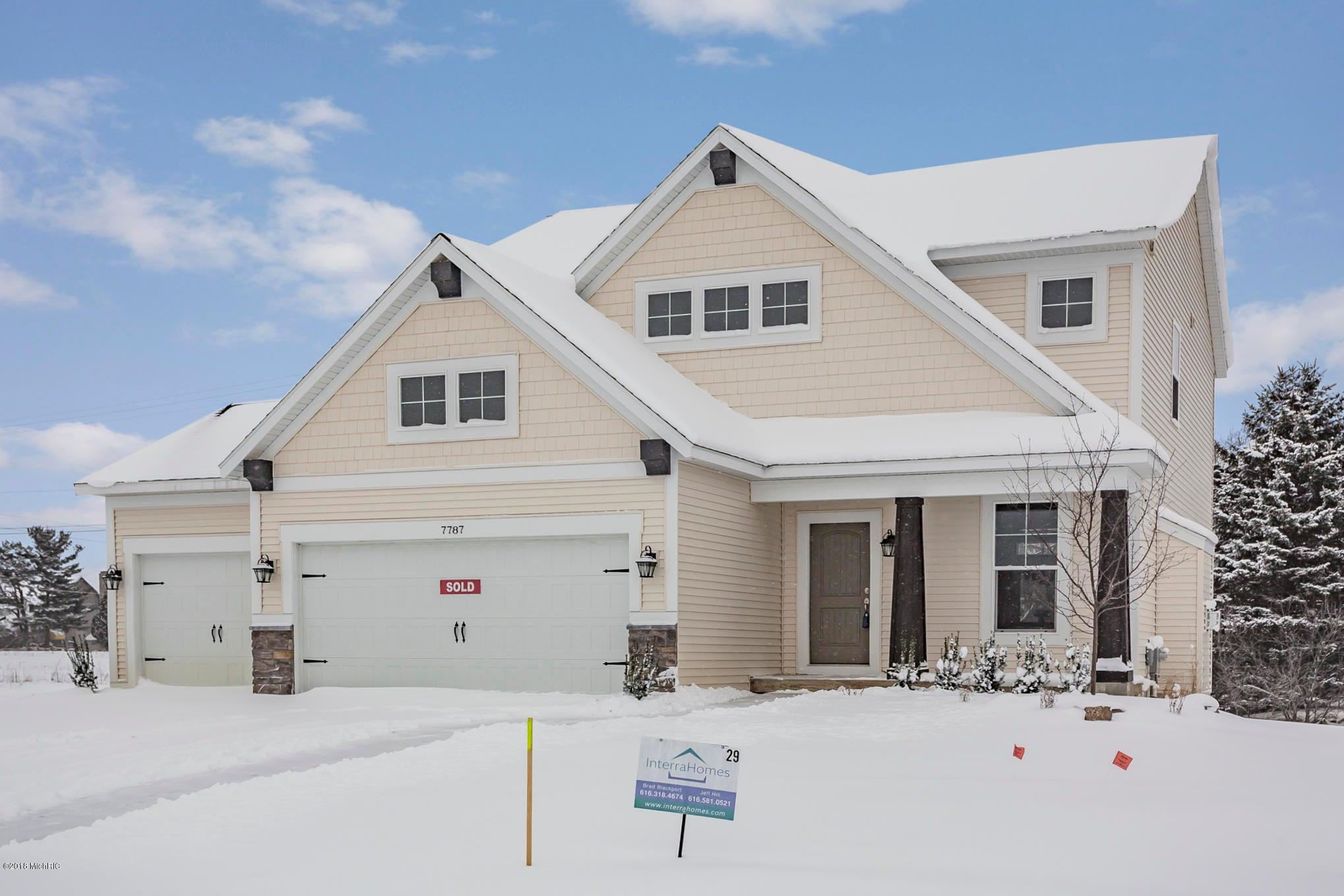 Single Family Home for Sale at Lot#42 Poplar Lot#42 Poplar Muskegon, Michigan 49445 United States