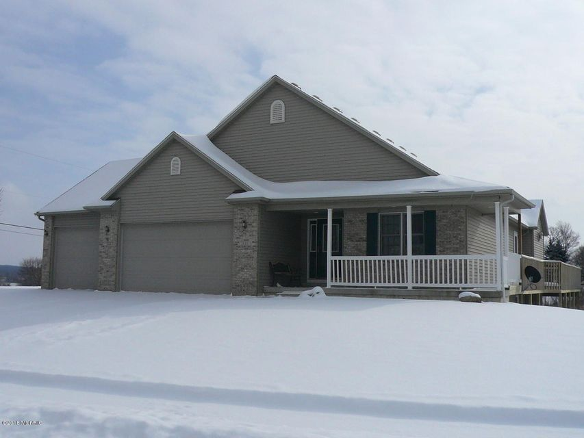 Single Family Home for Sale at 1610 Misty Ridge 1610 Misty Ridge Byron Center, Michigan 49315 United States