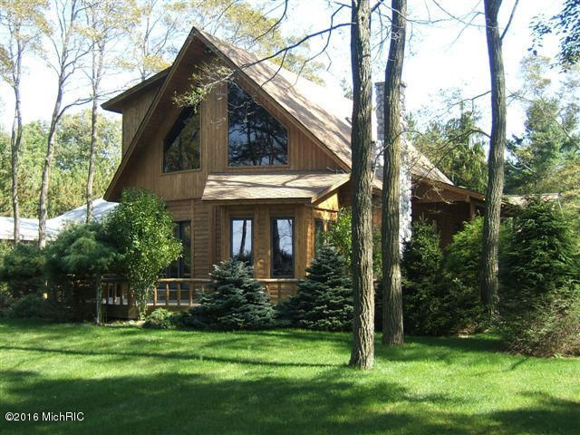 Single Family Home for Sale at 7545 Old Channel 7545 Old Channel Montague, Michigan 49437 United States