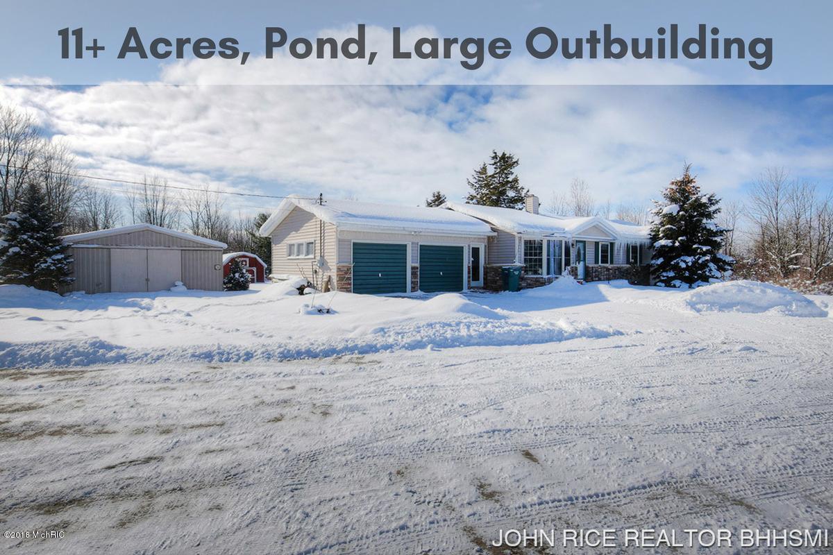 Farm / Ranch / Plantation for Sale at 4222 Arthur 4222 Arthur Coopersville, Michigan 49404 United States
