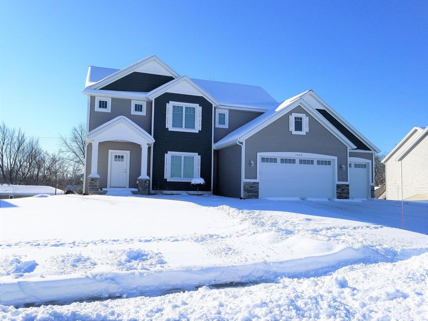 Single Family Home for Sale at 2068 Canopy 2068 Canopy Byron Center, Michigan 49315 United States
