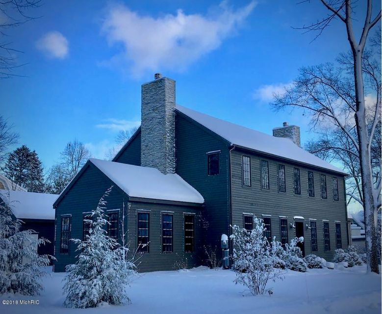 Single Family Home for Sale at 11560 Marquette 11560 Marquette New Buffalo, Michigan 49117 United States