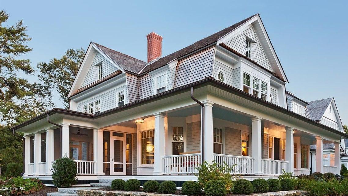 独户住宅 为 销售 在 Tract 23 S Lakeshore Tract 23 S Lakeshore Ludington, 密歇根州 49431 美国