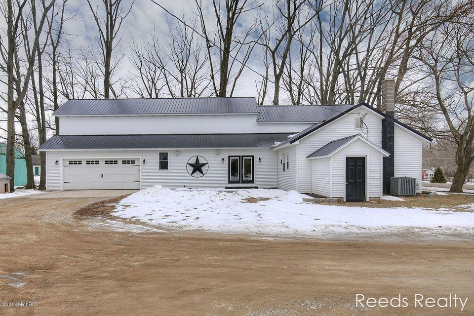 Single Family Home for Sale at 14155 16th 14155 16th Marne, Michigan 49435 United States