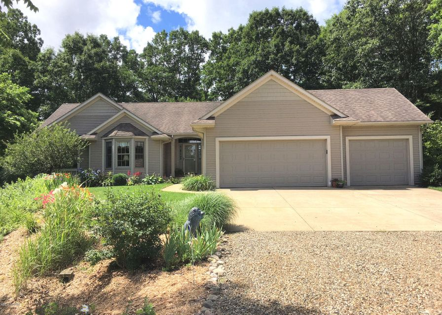 Photo of home for sale at 26959 28th Avenue, Gobles MI