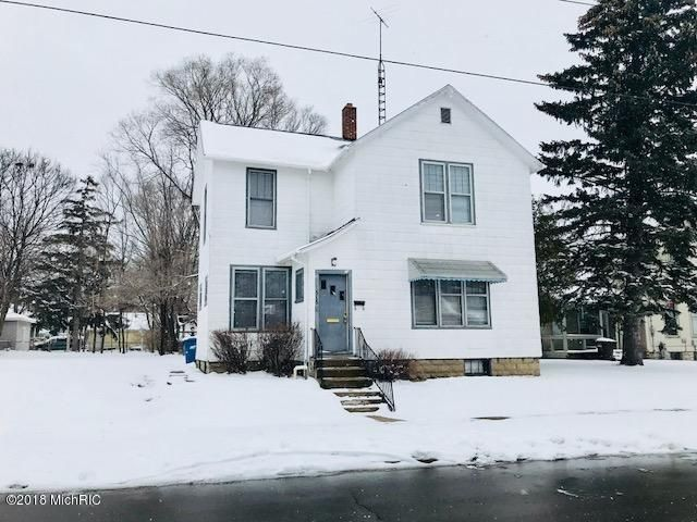 Single Family Home for Sale at 316 Sixth 316 Sixth Manistee, Michigan 49660 United States