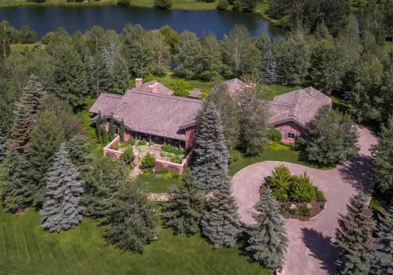 Vivienda unifamiliar por un Venta en 100 Eagle Lake Dr 100 Eagle Lake Dr Ketchum, Idaho,83340 Estados Unidos