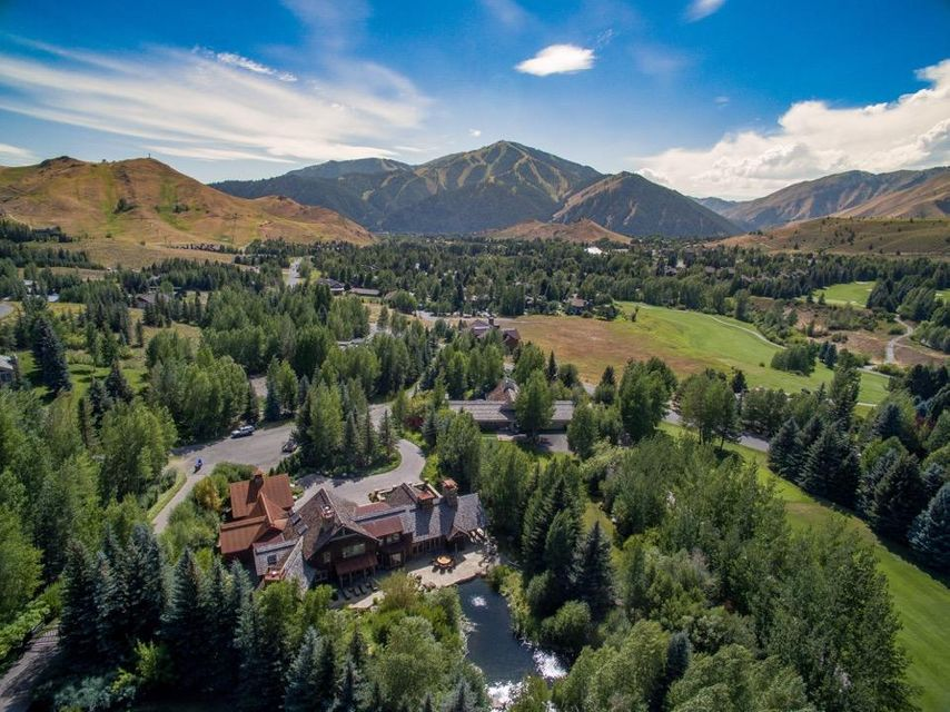 Single Family Home for Sale at 201 Big Wells Rd Sun Valley, Idaho,83353 United States