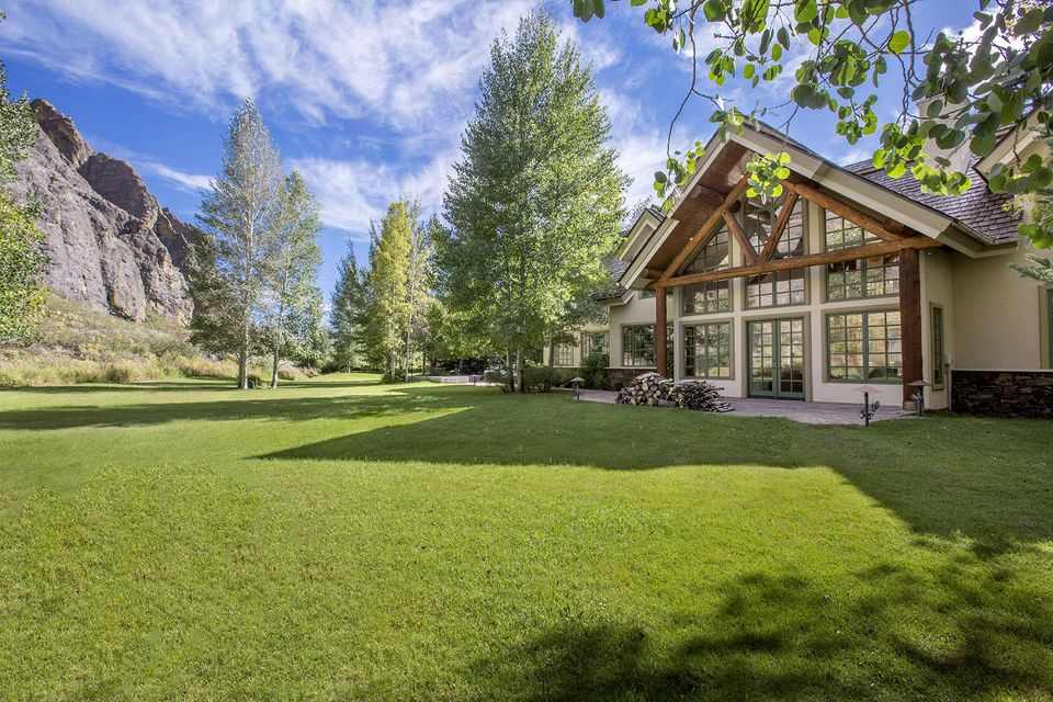 Vivienda unifamiliar por un Venta en 64 Lane Ranch Rd East 64 Lane Ranch Rd East Sun Valley, Idaho,83353 Estados Unidos
