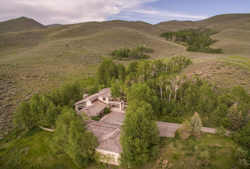 Single Family Home for Sale at 521 Juniper Rd 521 Juniper Rd Sun Valley, Idaho,83353 United States