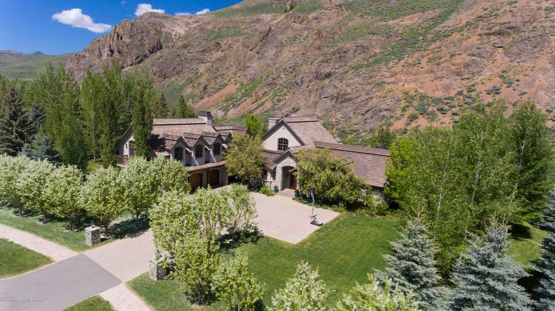 Single Family Home for Sale at 46 Lane Ranch Rd E Sun Valley, Idaho,83353 United States
