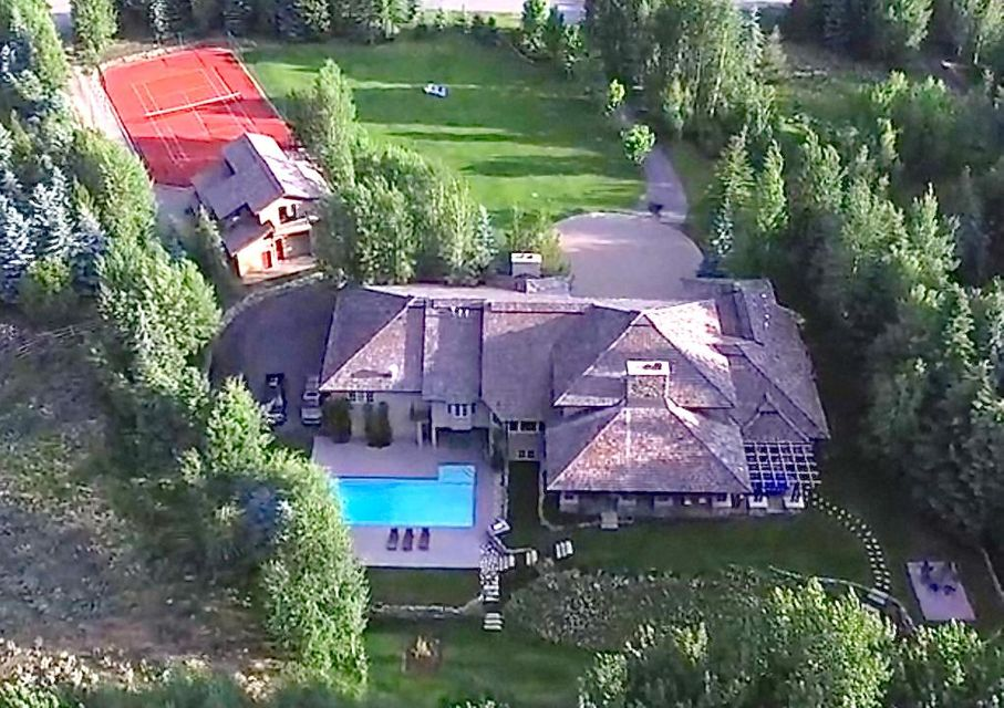 Single Family Home for Sale at 301 Canyon Rd Ketchum, Idaho,83340 United States
