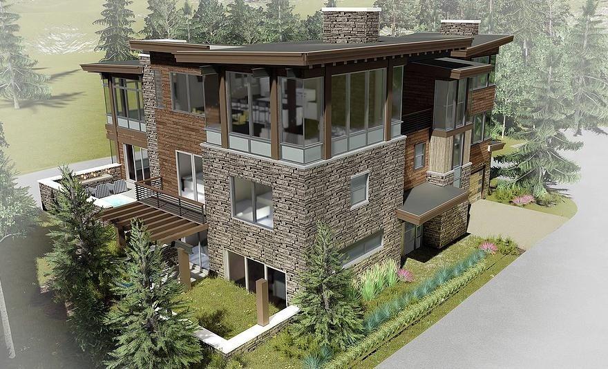 Condominium for Sale at 215 Raven Rd 215 Raven Rd Ketchum, Idaho,83340 United States