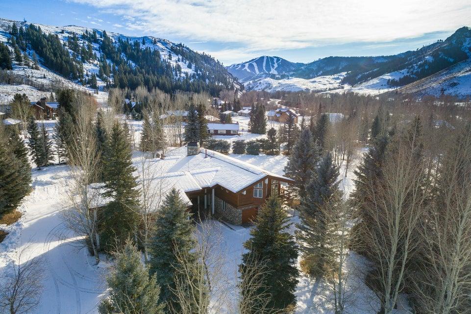 Casa Unifamiliar por un Venta en 171 Stonegate Cir 171 Stonegate Cir Ketchum, Idaho,83340 Estados Unidos