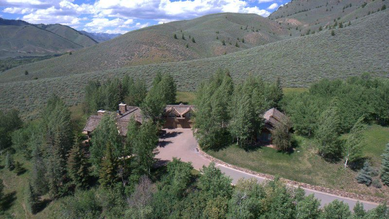 Single Family Home for Sale at 89 Gimlet Rd 89 Gimlet Rd Ketchum, Idaho,83340 United States