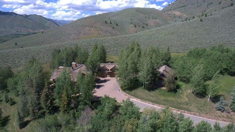 Moradia para Venda às 89 Gimlet Rd 89 Gimlet Rd Ketchum, Idaho,83340 Estados Unidos