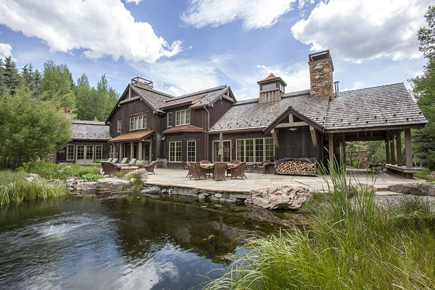 Casa para uma família para Venda às 201 Big Wells Rd 201 Big Wells Rd Sun Valley, Idaho,83353 Estados Unidos