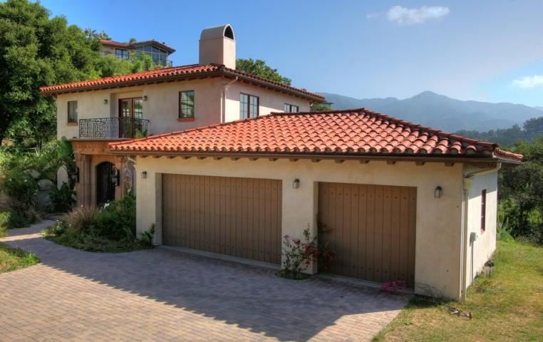 Property photo for 256 Las Alturas RD Santa Barbara, California 93103 - 12-399