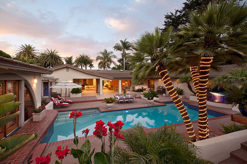 Property photo for 575 Las Palmas DR Hope Ranch, California 93110 - 12-1013