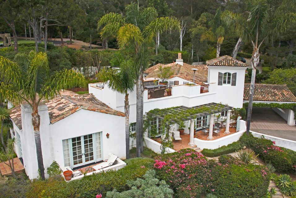 Property photo for 669 Hot Springs Rd Montecito, California 93108 - 12-2788