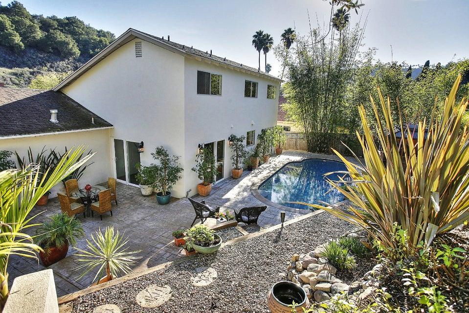 Property photo for 1416 Las Positas Pl Santa Barbara, California 93105 - 12-3724