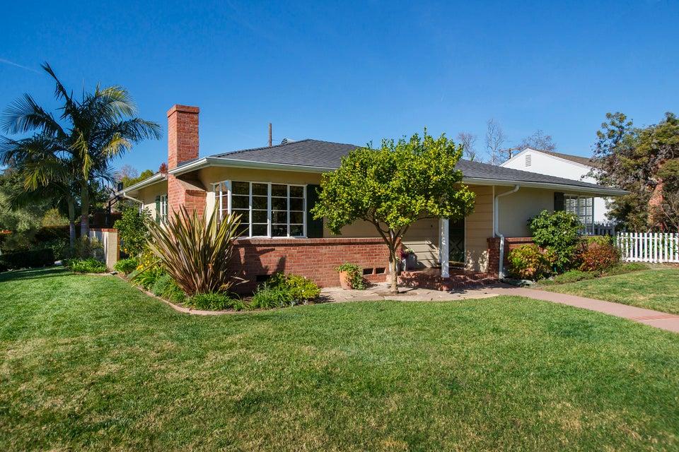Property photo for 601 Calle Palo Colorado Santa Barbara, California 93105 - 13-128