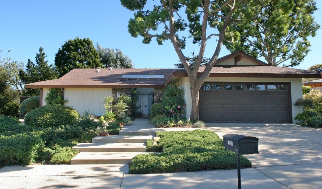 Property photo for 1556 Crestline Dr Santa Barbara, California 93105 - 13-562