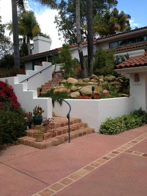 Property photo for 1006 Via Los Padres Santa Barbara, California 93111 - 13-1462