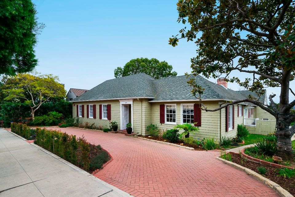 Property photo for 2535 Anacapa St Santa Barbara, California 93105 - 13-1965