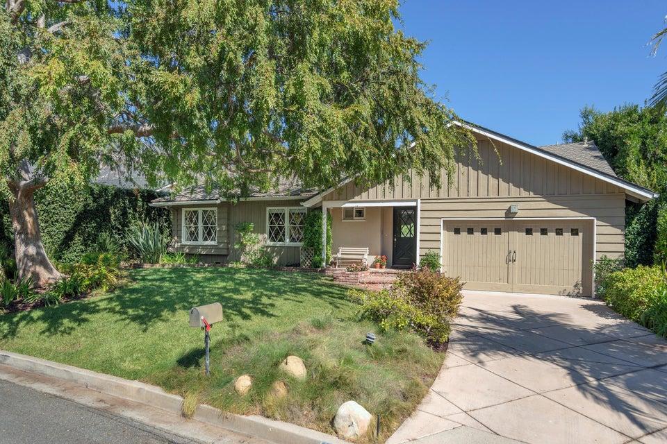 Property photo for 1010 Crestwood Pl Santa Barbara, California 93105 - 13-3356