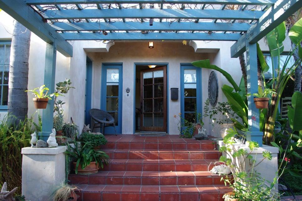 Property photo for 2020 Santa Barbara St Santa Barbara, California 93105 - 14-209