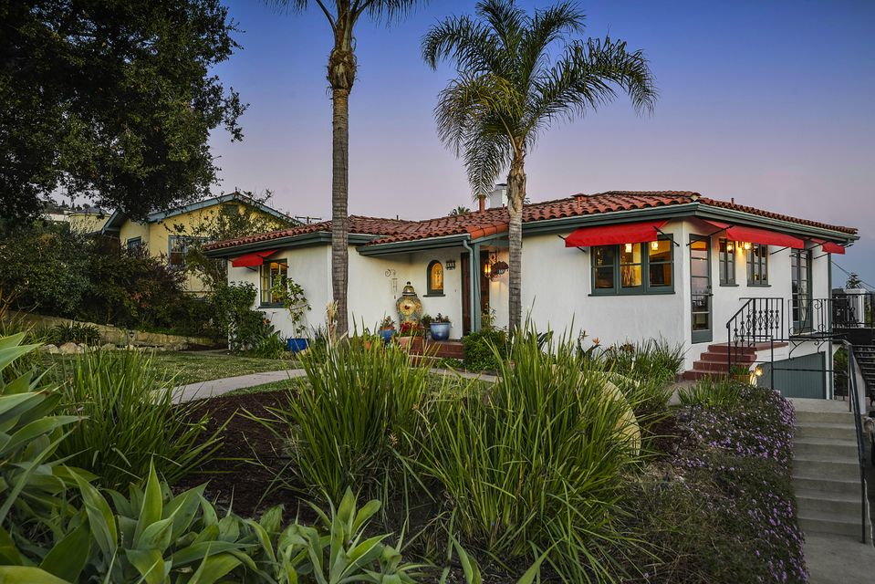 Property photo for 918 Garcia Rd Santa Barbara, California 93103 - 14-497