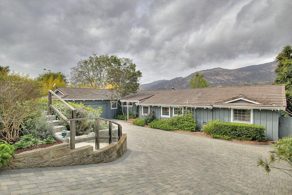 Property photo for 2944 Arriba Way Santa Barbara, California 93105 - 14-953
