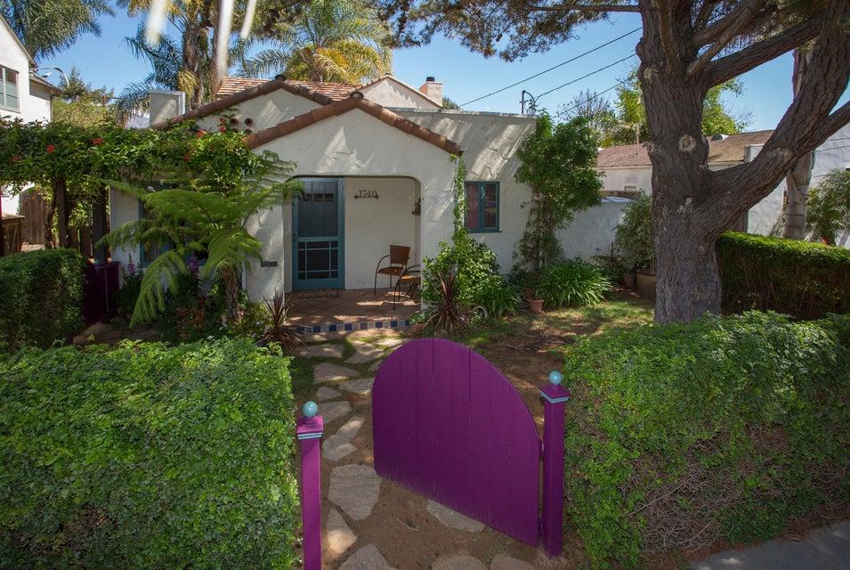 Property photo for 1740 Clearview Rd Santa Barbara, California 93101 - 14-978