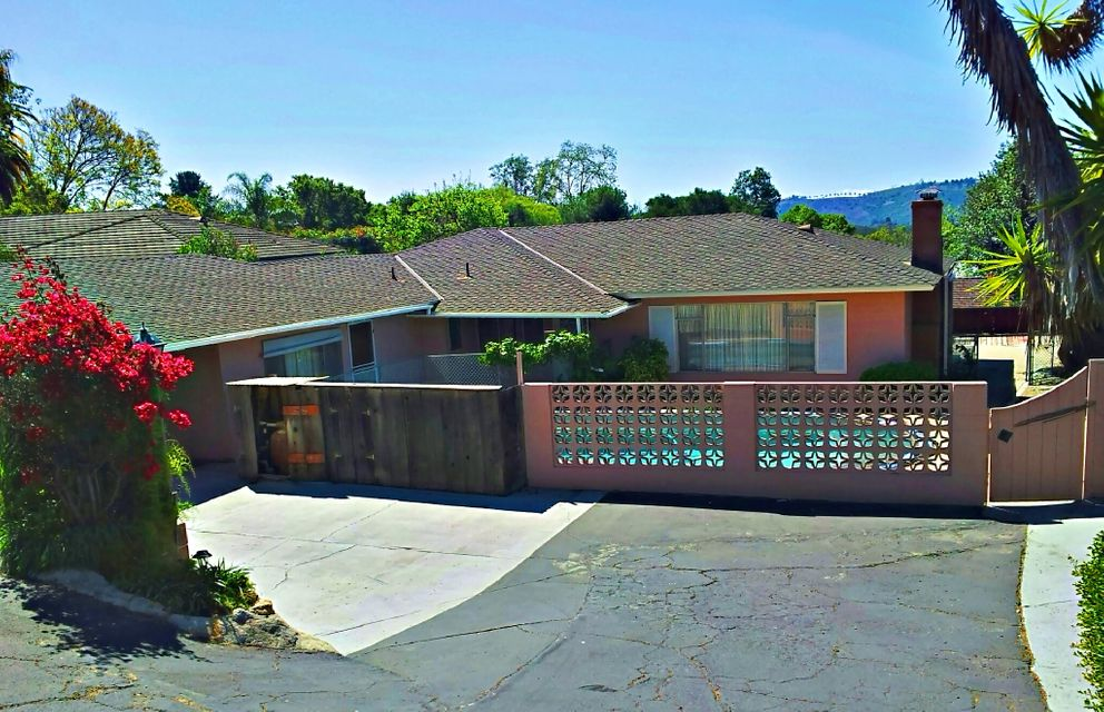 Property photo for 3635 Foothill Rd Santa Barbara, California 93105 - 14-942