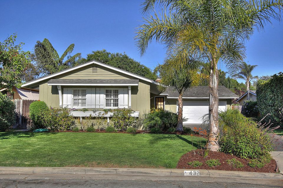 Property photo for 432 Apple Grove Lane Santa Barbara, California 93105 - 14-1781