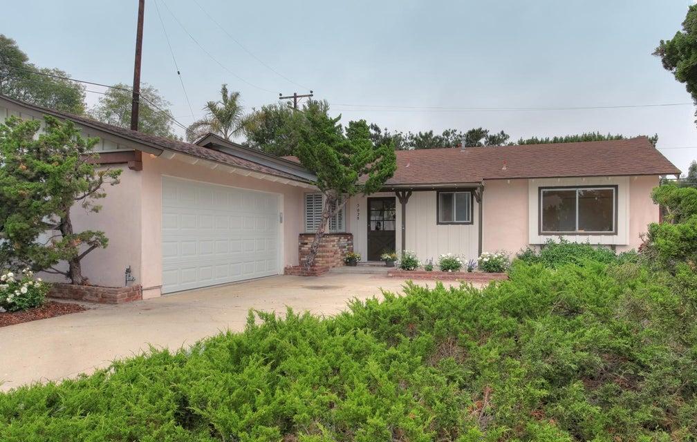 Property photo for 5028 San Julio Ave Santa Barbara, California 93111 - 14-2263