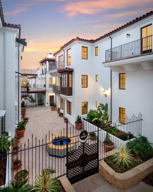 Property photo for 18 W. Victoria St. #106 Santa Barbara, California 93101 - 14-1845