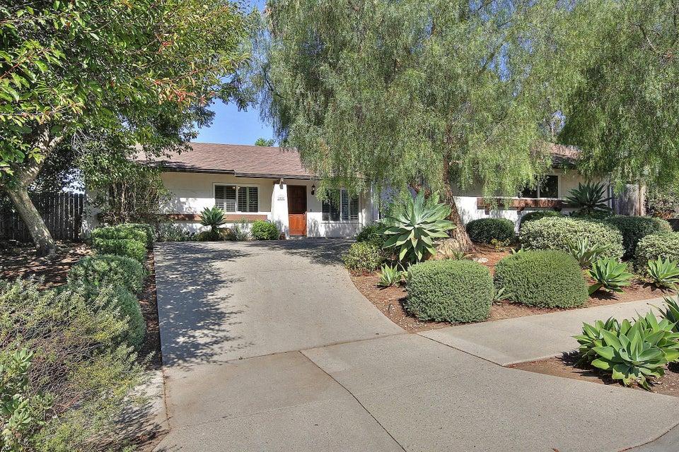 Property photo for 6008 Paseo Palmilla Goleta, California 93117 - 14-2487