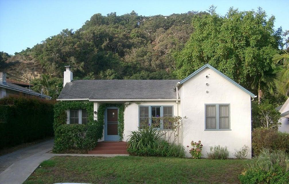 Property photo for 1309 Robbins St Santa Barbara, California 93101 - 14-2779