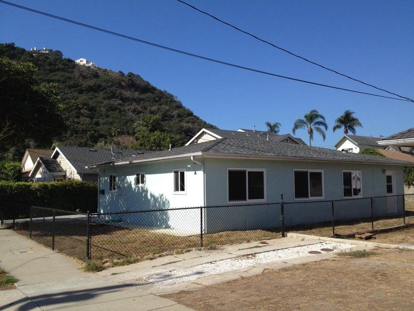Property photo for 614 Del Monte Ave Santa Barbara, California 93101 - 14-3151
