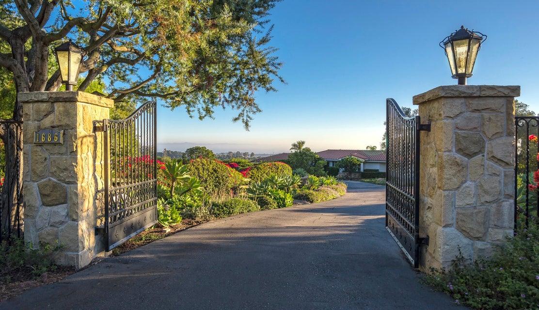Property photo for 1686 Las Canoas Rd Santa Barbara, California 93105 - 14-3199